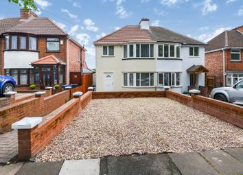 3 bed semi-detached house for sale in Fowlmere Road, Great Barr, Birmingham B42