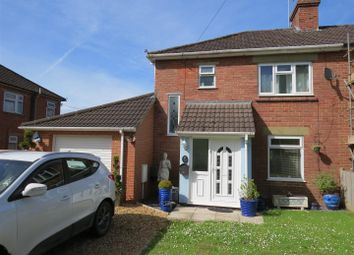 Thumbnail 3 bedroom semi-detached house for sale in Quemerford, Calne