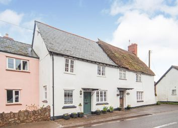 Thumbnail 3 bed cottage for sale in Main Road, Carhampton, Minehead