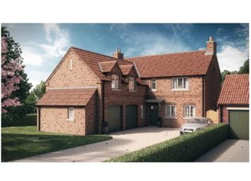 Thumbnail 5 bed detached house for sale in Roughton Road, Kirkby-On-Bain, Woodhall Spa
