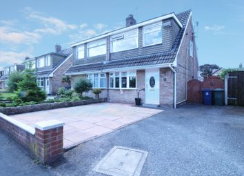 Thumbnail 3 bed semi-detached house for sale in Colburne Close, Ormskirk, Lancashire