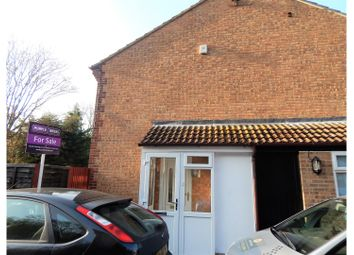 Thumbnail 1 bed semi-detached house for sale in Whitby Close, Greenhithe