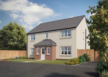 "Thumbnail 4 bed detached house for sale in ""The Roslin"" at Shillingworth Place, Bridge Of Weir"