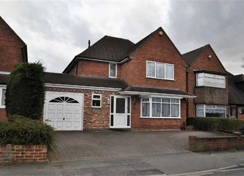 Thumbnail 3 bed detached house for sale in Cumberland Road, Bilston, Wolverhampton, West Midlands