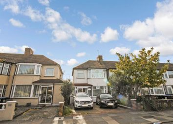 Thumbnail 4 bed end terrace house for sale in Upton Road, London
