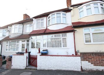 Thumbnail 3 bed terraced house for sale in Parry Road, London