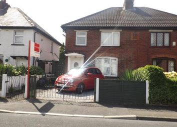 Thumbnail 3 bed semi-detached house for sale in West Avenue, Golborne, Warrington, Cheshire
