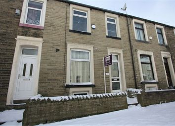 Thumbnail 3 bed terraced house to rent in Queensberry Road, Burnley, Lancashire