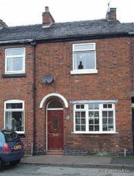 Thumbnail 2 bed terraced house for sale in Ball Haye Green, Leek, Staffs