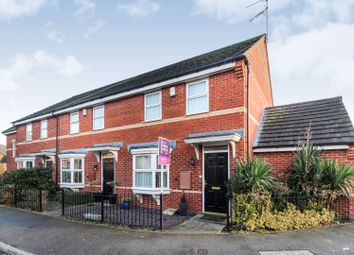 Thumbnail 3 bed town house for sale in Damson Grove, Alvaston, Derby
