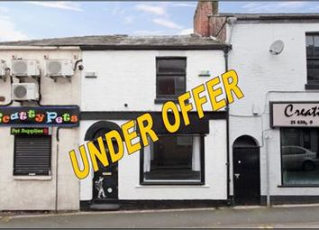 Thumbnail Retail premises for sale in 25, Cairo Street, Warrington