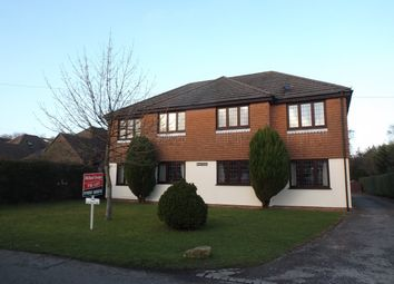 Thumbnail 1 bed flat to rent in Blackness Road, Crowborough