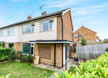 Thumbnail 3 bedroom semi-detached house for sale in Caledonian Road, Stamford