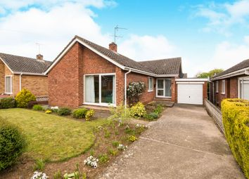 Thumbnail 3 bed detached bungalow for sale in Cornus Close, Branston, Lincoln
