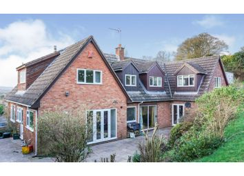 Thumbnail 5 bed detached house for sale in Auden Close, Monmouth