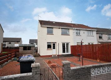 Thumbnail 3 bed end terrace house for sale in Glendower Way, Paisley