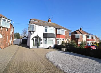 Thumbnail 4 bedroom semi-detached house for sale in Carr Lane, Willerby