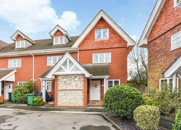3 bed end terrace house for sale in Castle Mews, Horndean, Hampshire PO8