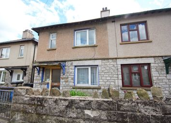 Thumbnail 3 bed semi-detached house for sale in Garden Road, Kendal, Cumbria