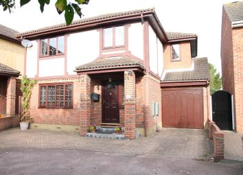 Thumbnail 4 bed property for sale in Knivet Close, Rayleigh