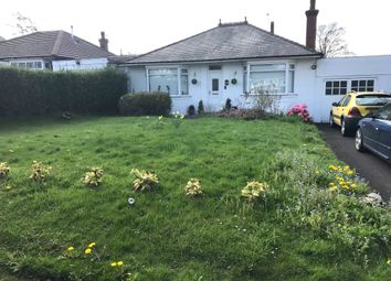 Thumbnail 3 bed bungalow to rent in Yardley Fields Road, Birmingham