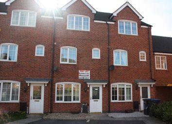 Thumbnail 3 bedroom property to rent in Berrywell Drive, Barwell, Leicestershire