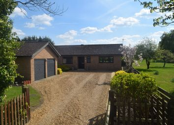 Thumbnail 5 bed detached bungalow for sale in St. Neots Road, Hardwick, Cambridge