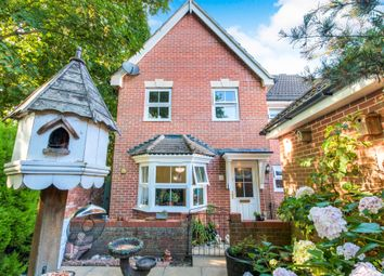 Thumbnail 3 bed end terrace house for sale in Trinity Close, Wellington