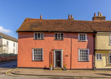 Thumbnail 3 bed terraced house for sale in Stoneham Street, Coggeshall, Colchester