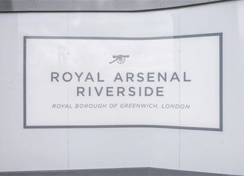 Thumbnail 1 bed flat for sale in Kinetics, Plumstead Road, Royal Arsenal Riverside, Woolwich, London