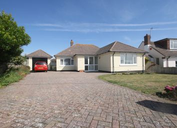 Thumbnail 3 bed detached bungalow for sale in Island View Close, Milford On Sea