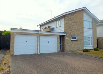 Thumbnail 4 bed detached house for sale in Apsley Way, Longthorpe, Peterborough, Cambridgeshire