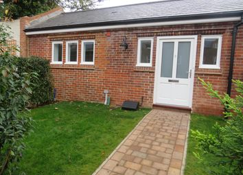 Thumbnail 1 bedroom bungalow to rent in St. Gregorys Court, Sudbury