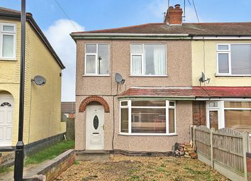 Thumbnail 3 bed end terrace house for sale in Meadow Road, Holbrooks, Coventry