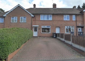 Thumbnail 3 bed terraced house for sale in Burnhill Grove, Birmingham