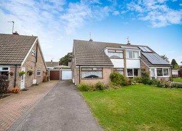 Thumbnail 3 bed semi-detached house for sale in The Paddock, York
