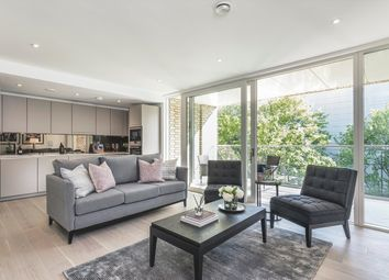 Thumbnail 3 bed flat for sale in 24-28 Quebec Way, London