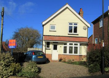 Thumbnail 3 bedroom detached house for sale in Norwich Road, Southampton