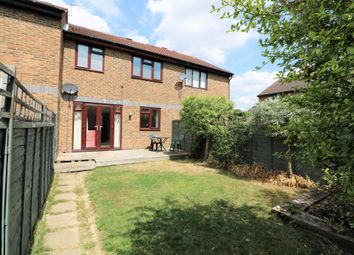 Thumbnail 2 bed terraced house to rent in Lake View, North Holmwood, Dorking