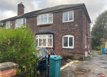 Thumbnail Room to rent in Errwood Road, Burnage, Manchester