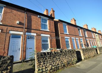 Thumbnail 3 bedroom end terrace house for sale in Leonard Street, Bulwell, Nottingham