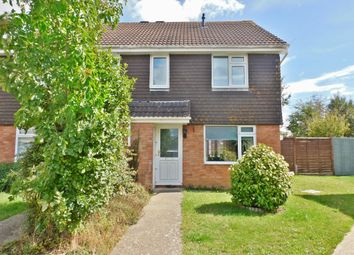 Fernie Close, Stubbington, Fareham PO14. 3 bed end terrace house