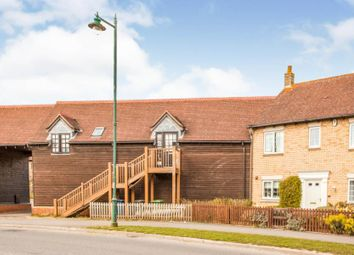Thumbnail 1 bed flat for sale in Lower Cambourne, Cambridge, Cambridgeshire
