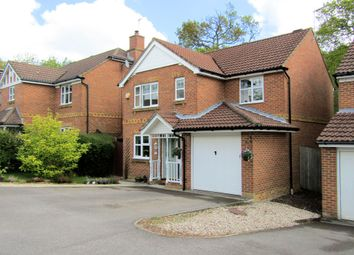 Thumbnail 4 bedroom detached house for sale in Dickens Drive, Whiteley, Fareham