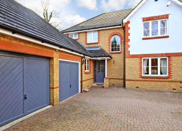 Thumbnail 3 bed detached house for sale in Little Brook Road, Roydon, Harlow, Essex