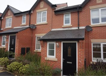 Thumbnail 3 bed terraced house to rent in Llys Nantgarw, Wrexham