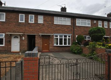 Thumbnail 2 bed terraced house for sale in Buttermere Avenue, Orford, Warrington