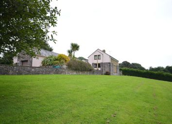 Thumbnail 5 bed detached house for sale in Lamphey, Pembroke