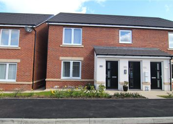 Thumbnail 1 bed flat for sale in Hornbeam Close, Durham, Durham