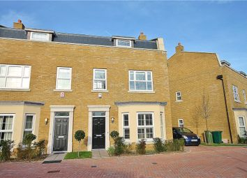 Thumbnail 4 bed semi-detached house for sale in Lendy Place, Thames Street, Lower Sunbury